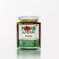Mohnöl- Pesto mit Graumohn