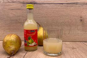 Apfelino Birnensaft  0,25 L (inkl. € 0,29 Pfand pro Flasche)