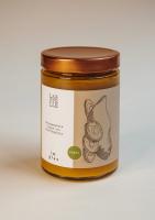 Suppe von Süßerdäpfeln, vegan