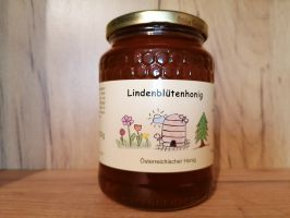 Lindenblütenhonig