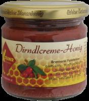 Dirndlcreme-Honig