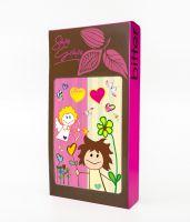 10er Pralinenbox Süsse Grüße Herzilein