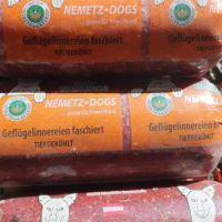 Hund Geflügelinnereien Faschiert Art.-Nr. 992217