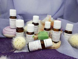 Ätherisches Cistrosenöl Bio