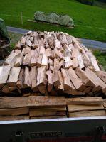 Brennholz Hart - Scheitlänge 45cm - 1 Raummeter