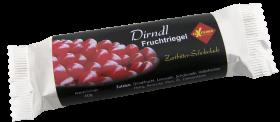 Dirndl-Fruchtriegel (Zartbitter Schokolade)