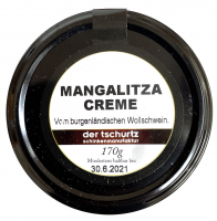Mangalitza Creme - 170g Glas   PLU 2570