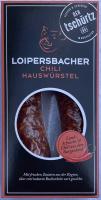 Loipersbacher Chilihauswürstel   PLU 2210