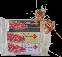 Dirndl-Fruchtriegel 3er Set