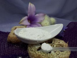 Perlenpulver