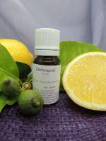 Ätherisches Zitronenöl