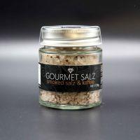 Gourmet Salz; Smoked Salz - Kaffee