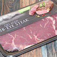 Deluxe Rind Dry Aged Steak Rib Eye Steak Art.-Nr. 91105