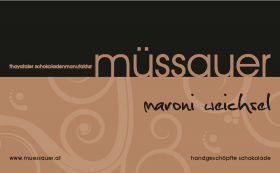Maroni Weichsel Schokolade