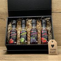 Apfelino Frucht&Essig 4 x 0,10 L in Geschenkpackung Nr. 28