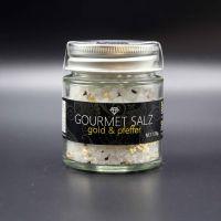 Gourmet Salz; Gold - Pfeffer