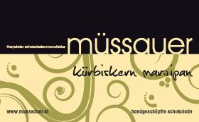 Kürbiskern Marzipan Schokolade