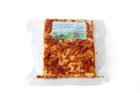 Steirischer Schafkäse mit Paprika und Chili