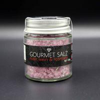 Gourmet Salz; Rotwein - Rosmarin