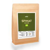 Spinat-Pulver Bio