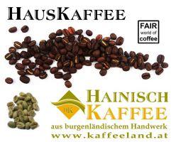 Hauskaffee (ganze Bohne)