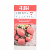 """I am from Austria"" - Motiv Erdbeere"