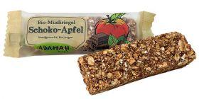 Müsliriegel Schoko-Apfel