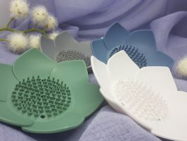 Seifenschale Lotusblüte