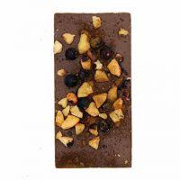 Ritonka Milchschokolade - Johannisbeere, Pflaume, Zimt