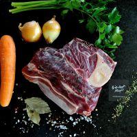 Suppenfleisch vom Angus Rind