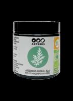 Artemisia annua Pflanzenpulver