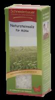 Natursteinsalz für Mühle