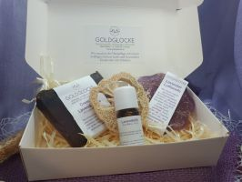 """Geschenkbox """"Lavendel"""""""