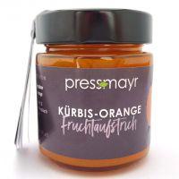 Kürbis-Orangen Marmelade