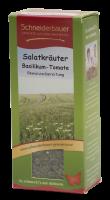 Salatkräuter-Basilikum-Tomate