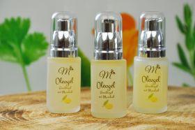 Oleogel mit Marulaöl