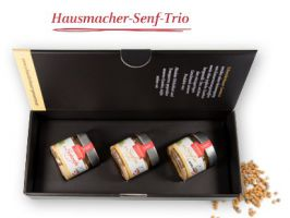 Hausmacher Senf - Trio