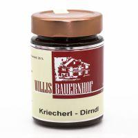 Kriecherl-Dirndl Marmelade