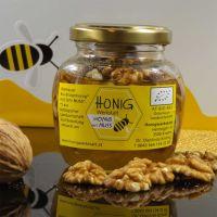 Wachauer Bio Honig mit Waldviertler Nüssen