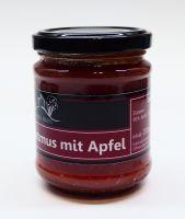 Fruchtmus Apfel Dirndl