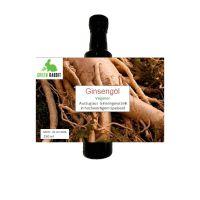 Veganes Ginseng Öl