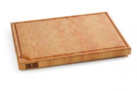 SteakBLOCK L - Schneidebrett aus Holz