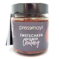 Zwetschken-Ingwer Chutney