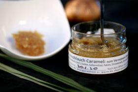 Knoblauch Caramel