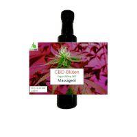 CBD Blüten Massageöl
