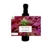 CBD Blüten Mundziehöl