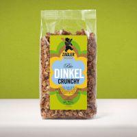 Bio Dinkel Crunchy Müsli - knusprig gebacken