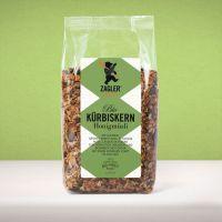 Bio Kürbiskern Honigmüsli - knusprig gebacken