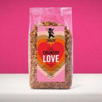 Bio Crunchy Love - Hafer Himbeer Müsli - knusprig gebacken