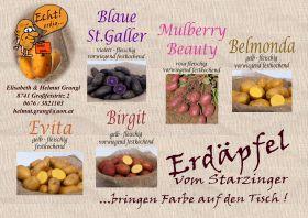 Erdäpfel Evita